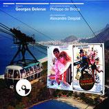 L'HOMME DE RIO (MUSIQUE DE FILM) - GEORGES DELERUE (CD)