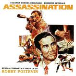 LA PEUR AUX TRIPES (ASSASSINATION) MUSIQUE - ROBBY POITEVIN (CD)