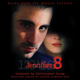 JENNIFER 8 (MUSIQUE) - MAURICE JARRE - CHRISTOPHER YOUNG (2 CD)