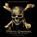 PIRATES DES CARAIBES : LA VENGEANCE DE SALAZAR - GEOFF ZANELLI (CD)