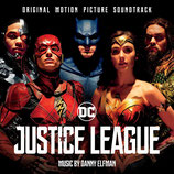 JUSTICE LEAGUE (MUSIQUE DE FILM) - DANNY ELFMAN (2 CD)