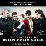 LA PRINCESSE DE MONTPENSIER (MUSIQUE DE FILM) - PHILIPPE SARDE (CD)