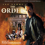 THE ORDER (MUSIQUE DE FILM) - PINO DONAGGIO (CD)