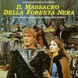LE MASSACRE DE LA FORET NOIRE (MUSIQUE DE FILM) - CARLO SAVINA (CD)