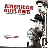 AMERICAN OUTLAWS (MUSIQUE DE FILM) - TREVOR RABIN (CD)