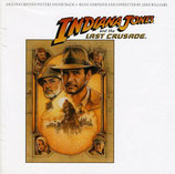 INDIANA JONES ET LA DERNIERE CROISADE (MUSIQUE) - JOHN WILLIAMS (CD)
