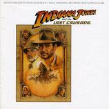 INDIANA JONES ET LA DERNIERE CROISADE (MUSIQUE DE FILM) - JOHN WILLIAMS (CD)