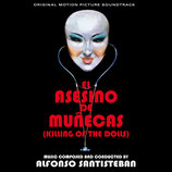 KILLING OF THE DOLLS (MUSIQUE DE FILM) - ALFONSO SANTISTEBAN (CD)