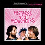PREPAREZ VOS MOUCHOIRS (MUSIQUE DE FILM) - GEORGES DELERUE (CD)