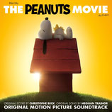 SNOOPY ET LES PEANUTS (THE PEANUTS MOVIE) MUSIQUE - CHRISTOPHE BECK (CD)
