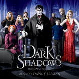 DARK SHADOWS (MUSIQUE DE FILM) - DANNY ELFMAN (CD)