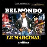 LE MARGINAL (MUSIQUE DE FILM) - ENNIO MORRICONE (CD)