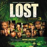 LOST : LES DISPARUS SAISON 3 (MUSIQUE) - MICHAEL GIACCHINO (2 CD)