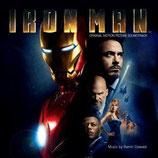 IRON MAN (MUSIQUE DE FILM) - RAMIN DJAWADI (CD)