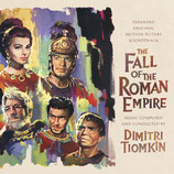 LA CHUTE DE L'EMPIRE ROMAIN (MUSIQUE DE FILM) - DIMITRI TIOMKIN (CD)