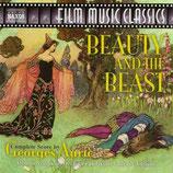LA BELLE ET LA BETE (MUSIQUE DE FILM) - GEORGES AURIC (CD)