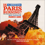 PARIS BRULE-T-IL ? (MUSIQUE DE FILM) - MAURICE JARRE (2 CD)