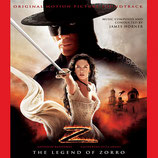 LA LEGENDE DE ZORRO (MUSIQUE DE FILM) - JAMES HORNER (CD)