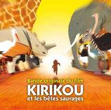 KIRIKOU ET LES BETES SAUVAGES (MUSIQUE DE FILM) - MANU DIBANGO (CD)