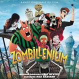ZOMBILLENIUM (MUSIQUE DE FILM) - ERIC NEVEUX (CD)