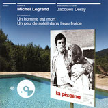 LA PISCINE (MUSIQUE DE FILM) - MICHEL LEGRAND (CD)
