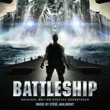 BATTLESHIP (MUSIQUE DE FILM) - STEVE JABLONSKY (CD)