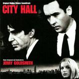 CITY HALL (MUSIQUE DE FILM) - JERRY GOLDSMITH (CD)
