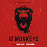12 MONKEYS (MUSIQUE DE SERIE TV) - TREVOR RABIN (CD)