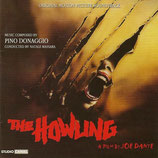 HURLEMENTS (THE HOWLING) - MUSIQUE DE FILM - PINO DONAGGIO (CD)