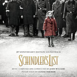 LA LISTE DE SCHINDLER (SCHINDLER'S LIST) MUSIQUE - JOHN WILLIAMS (2 CD)