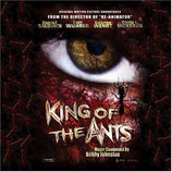 KING OF THE ANTS (MUSIQUE DE FILM) - BOBBY JOHNSTON (CD)