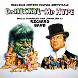 DR. HECKYL AND MR. HYPE (MUSIQUE DE FILM) - RICHARD BAND (CD)