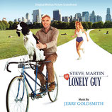 MANHATTAN SOLO (THE LONELY GUY) MUSIQUE - JERRY GOLDSMITH (CD)