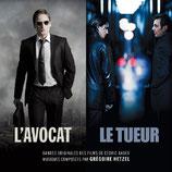 L'AVOCAT / LE TUEUR (MUSIQUE DE FILM) - GREGOIRE HETZEL (CD)