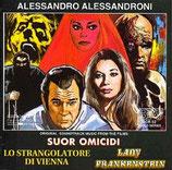 LA PETITE SOEUR DU DIABLE (SUOR OMICIDI) - ALESSANDRO ALESSANDRONI (CD)