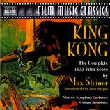 KING KONG 1933 (MUSIQUE DE FILM) - MAX STEINER (CD)