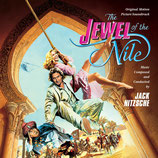 LE DIAMANT DU NIL (THE JEWEL OF THE NILE) MUSIQUE - JACK NITZSCHE (CD)