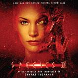 LA MUTANTE 2 (SPECIES 2) MUSIQUE DE FILM - EDWARD SHEARMUR (CD)