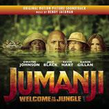 JUMANJI : BIENVENUE DANS LA JUNGLE (MUSIQUE) - HENRY JACKMAN (CD)