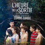 L'HEURE DE LA SORTIE/ IRREPROCHABLE (MUSIQUE) - ZOMBIE ZOMBIE (CD)