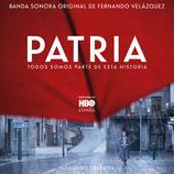 PATRIA (MUSIQUE DE SERIE TV) - FERNANDO VELAZQUEZ (CD)