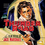 THUNDER ROAD (MUSIQUE DE FILM) - JACK MARSHALL (CD)