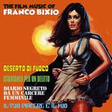 LE DESERT DE FEU (MUSIQUE DE FILM) - FRANCO BIXIO (2 CD)