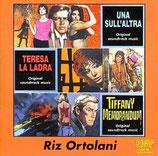 PERVERSION STORY (UNA SULL'ALTRA) MUSIQUE DE FILM - RIZ ORTOLANI (CD)