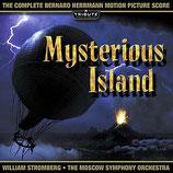 L'ILE MYSTERIEUSE (MYSTERIOUS ISLAND) - BERNARD HERRMANN (CD)