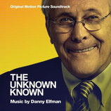 THE UNKNOWN KNOWN (MUSIQUE DE FILM) - DANNY ELFMAN (CD)