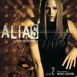 ALIAS SAISON 2 (MUSIQUE DE SERIE TV) - MICHAEL GIACCHINO (CD)