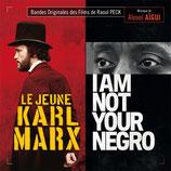 LE JEUNE KARL MARX / I AM NOT YOUR NEGRO (MUSIQUE) - ALEXEI AIGUI (CD)