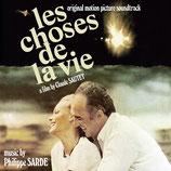 LES CHOSES DE LA VIE / NELLY ET MR ARNAUD - PHILIPPE SARDE (CD)