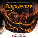 LE DEMON D'HALLOWEEN (PUMPKINHEAD) MUSIQUE - RICHARD STONE (CD)